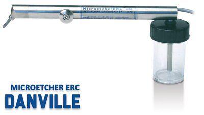 Danville Microetcher Erc Micro Sandblaster Air Abrasion