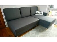 Corner Sofa Bed with storage