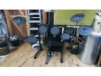 Millenium MPS-200 Electric Drum Kit.