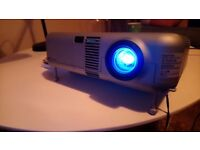 Projector, great for work or home movies