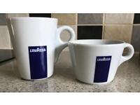 Lavazza cups/mugs