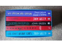 Complete John Green Collection