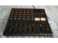 Tascam M-06 6 channel vintage mixer - excellent condition, fully tested and working perfectl