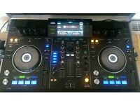 Pioneer XDJ-RX with Swan Flight Case - MINT CONDITION