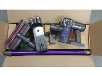 Dyson dc59 animal slimline cordless vacuum cleaner boxed