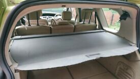 Renault Grand Scenic Retractable Parcel Shelf / Load Cover (Light Grey) for 2003 -2009
