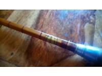 Split cane fishing rod