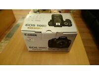 Canon EOS 1100D Plus Accessories