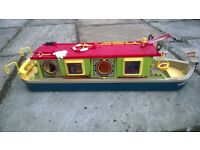 Sylvanian Families Riverside Canal Boat