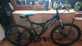 BOSS Stealth Mens' Mountain Bike