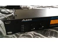 Alesis Quadraverb GT in excellent condition with original PSU and manuals