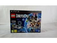 Lego dimensions ps3 starter pack 71170