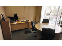 Offices to Rent with Parking in Marsh Barton Exeter - Mobility Friendly, Internet and Most Bills