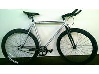 NEW Quella Kings Cambridge Design TOP 5 RATED FIXIE BIKE RRP £349