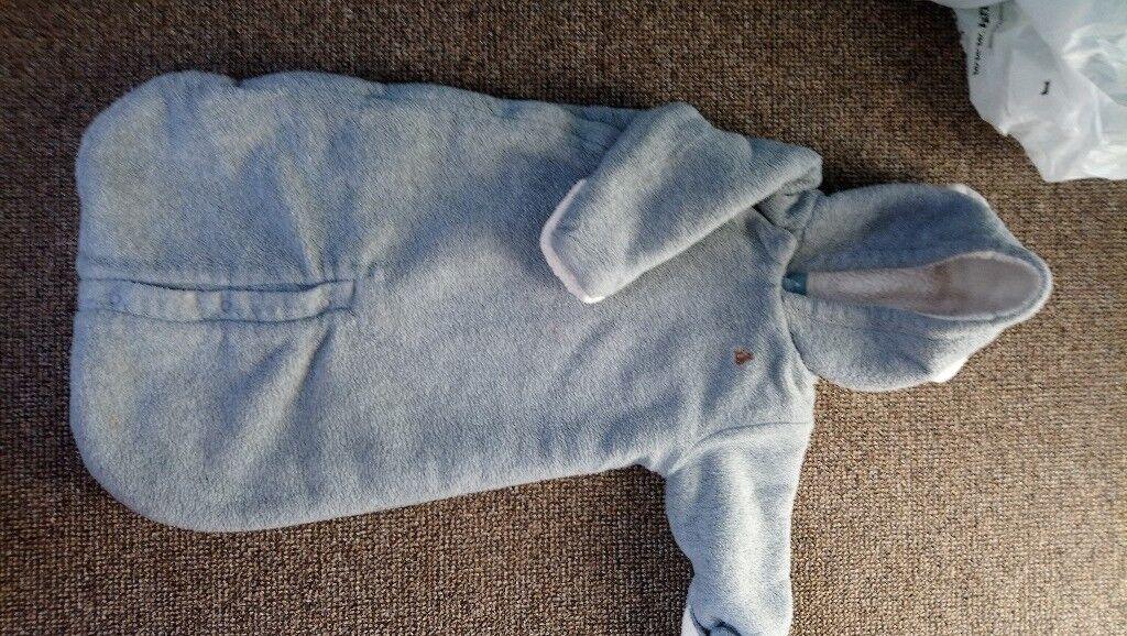 4af46d4ed Baby boy pramsuit