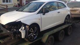 Seat Ibiza 1.2i 2011 for parts!