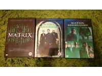 the matrix trilogy,