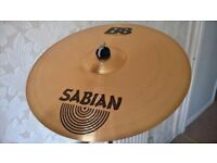 SABIAN B8 18 inch Crash/Ride - Excellent Condition