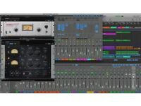 Electronic Music Production and Live Performance Tuition, Logic Pro X & Ableton Live