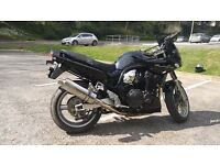 SUZUKI BANDIT 1200S - NICE CONDITION - MAY PX SWAP FOR CAR OR SMALLER BIKE