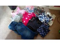 Girls clothes, age 8-9 ,ideal for holiday