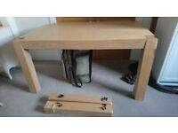 FREE FREE FREE - Strong Wooden Dining Table - First come first serve