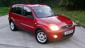 FORD FUSION ZETEC CLIMATE, FULL FORD SERVICE HISTORY, RECENTLY SERVICED,10 MONTHS MOT