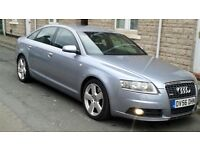 2007 Audi A6 2.7 TDI S Line 6 Speed Manual