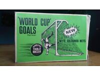 Vintage Subbuteo World Cup Nets