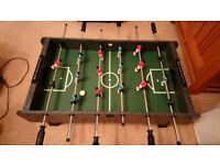 Professional Table top football soccer game