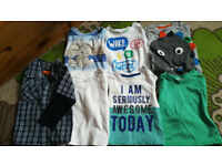 Baby Boys 3-6 and 6-9 clothes bundles