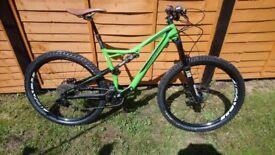Specialized Stumpjumper FSR Comp 650B 2016 Mountain Bike