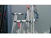 sea fishing ROD STANDS from £5 -£15 each