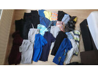 Bundle of boys clothes sizes - 10 - 12