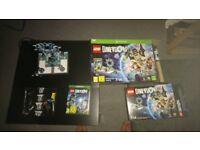 Lego dimension x box one