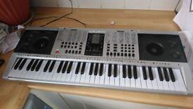 61 keys keyboard