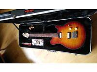 Music Man Ernie Ball Axis Super Sport Guitar (not Fender)