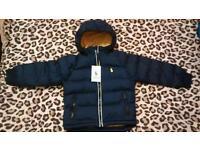 Children's Ralph Lauren coats *new with tags*