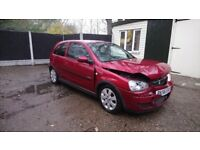 Good condition Vauxhall Corsa SXi Plus - needs a little love (and a LONG weekend!) to make perfect!