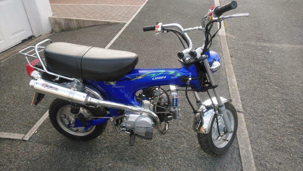 Monkey Bike Lifan LF70GY-2