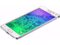 Samsung Galaxy Alpha Smart Phone - 32GB - Unlocked - White