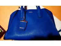 DKNY Olympic Blue Handbag
