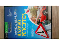 The official DVSA guide to Hazard Perception -CD-Like New - Latest