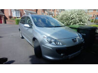 Peugeot 307SW SE 2.0D - for spares or repair