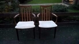 Vintage Carver Chairs