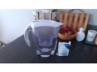 BRITA Elemaris Water Filter Jug + Cartridge