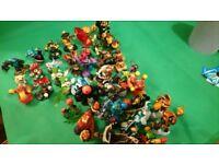 Skylanders Figures selling separately or bundle