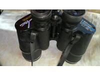 TASCO zip 16x50 binoculars in good condition