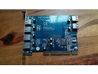 PCI USB 2.0 adapter