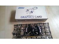 MSI Radeon HD 6850 Cyclone 1GD5 Power Edition/OC AMD Graphics Video Card